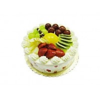 Fresh Fruit Cake 1 Kg