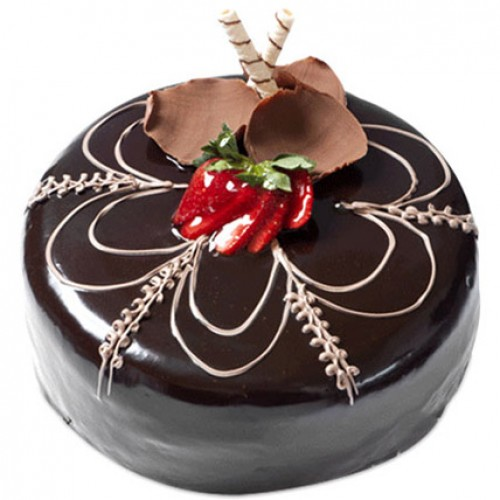 Yummy Chocolate Cake