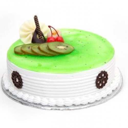 Kiwi Layered DELICIOUS  Cake