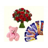 Flowers+Chocolates+Teddy