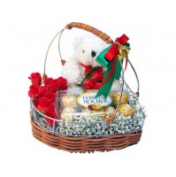 Teddy Hamper