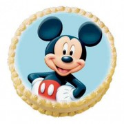 Mickey Mouse Photo Cake 1 KG
